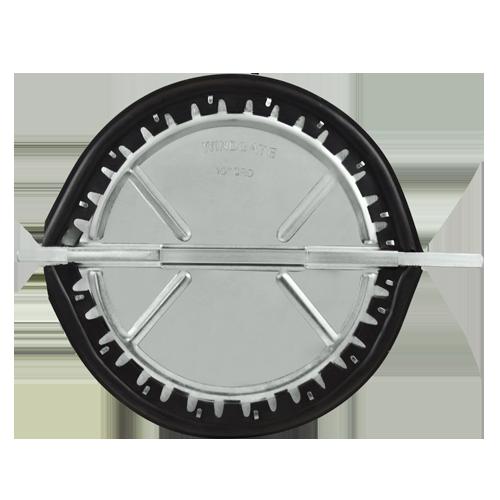 Sealed-Continuous-Rod-Volume-Damper